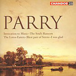 Parry: Choral Works (CD)