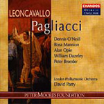 Leoncavallo: Pagliacci (in English) (CD)