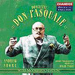 Donizetti: Don Pasquale (in English) (CD)