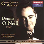 Dennis O\' Neill sings Great Operatic Arias (CD)