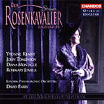 R Strauss: Der Rosenkavalier - highlights (in English) (CD)
