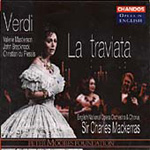Verdi: La traviata (in English) (CD)