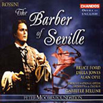 Rossini: Barber of Seville (English) (CD)
