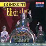Donizetti: L'Elisir d'Amore (in English) (CD)