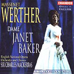 Massenet: Werther (Eng) (CD)