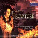 Verdi: Il Trovatore (sung in English) (CD)