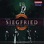 Wagner: Siegfried (sung in English) (CD)