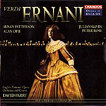 Verdi: Ernani (sung in English) (CD)