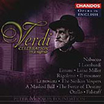 Verdi - Centenary Celebration (CD)