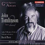 Great Operatic Arias: John Tomlinson (CD)