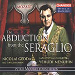 Mozart: The Abduction from the Serail (CD)