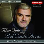 Great Operatic Arias - Alan Opie (CD)