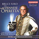Bruce Ford sings Operetta (CD)