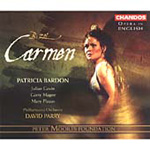 Produktbilde for Bizet: Carmen (CD)