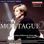 Diana Montague - Great Operatic Arias, Vol 2 (CD)