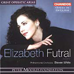 Elizabeth Futral - Great Operatic Arias (CD)
