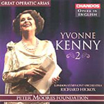 Great operatic arias - Yvonne Kenny 2 (CD)