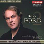 Bruce Ford - Great Operatic Arias Vol 2 (CD)