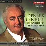 Dennis O'Neill - Favourite Tenor Arias (CD)