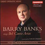 Great Operatic Arias - Barry Banks (CD)