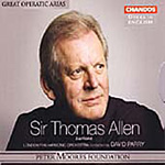 Sir Thomas Allen - Great Operatic Arias (CD)