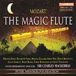 Produktbilde for Mozart: The Magic Flute (CD)