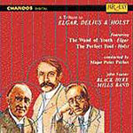 A Tribute to Elgar, Delius and Vaughan Williams (CD)