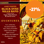 Black Dyke Mills Band play Overtures (CD)