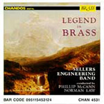 Legend in Brass (CD)