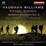 Vaughan Williams: Symphony No 3 'Pastoral' (SACD)
