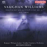 Vaughan Williams: Syms Nos 6 & 8 (SACD)