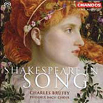 Shakespeare in Song (CD)