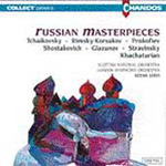 Russian Masterpieces (CD)