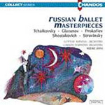 Russian Ballet Masterpieces (CD)