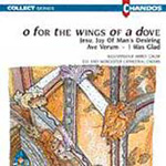 O for the wings of a dove (CD)