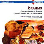 Brahms: Clarinet works (CD)