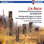 Bach/Stokowski: Orchestral Transcriptions (CD)