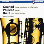 French Music for Wind Instruments (CD)