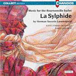 Lovenskiold: La Sylphide Ballet music (CD)