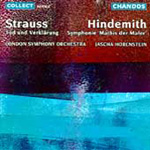 R. Strauss/Hindemith: Orchestral Works (CD)