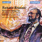 Renato Bruson at the Wigmore Hall (CD)