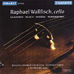 Cello Recital - Wallfisch (CD)