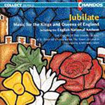 Jubilate - Music for the Kings & Queens of England (CD)