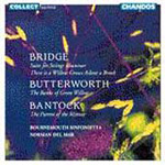 English Orchestral Works (CD)
