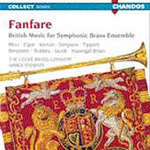Fanfare - British Music for Brass Ensemble (CD)