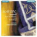 Haydn: Symphonies Nos 22,24 and 30 (CD)