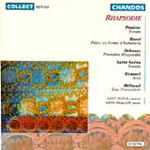 Rapsodie: French Music for Clarinet and Piano (CD)