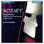 Mozart: Don Giovanni for Wind Ensemble (CD)