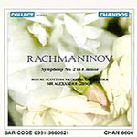 Rachmaninov: Symphony No 2 (CD)