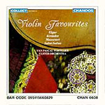 Violin Favourites (CD)